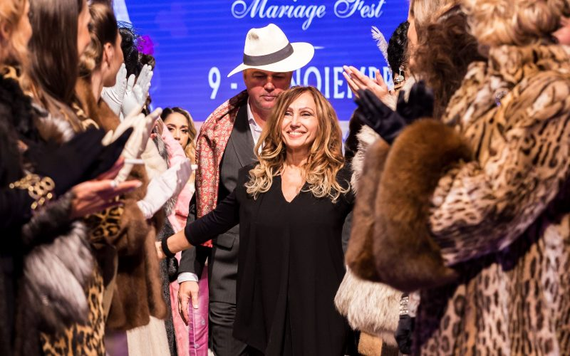 GLAMOUR FURS SHOW by FLORA NĂSTASE