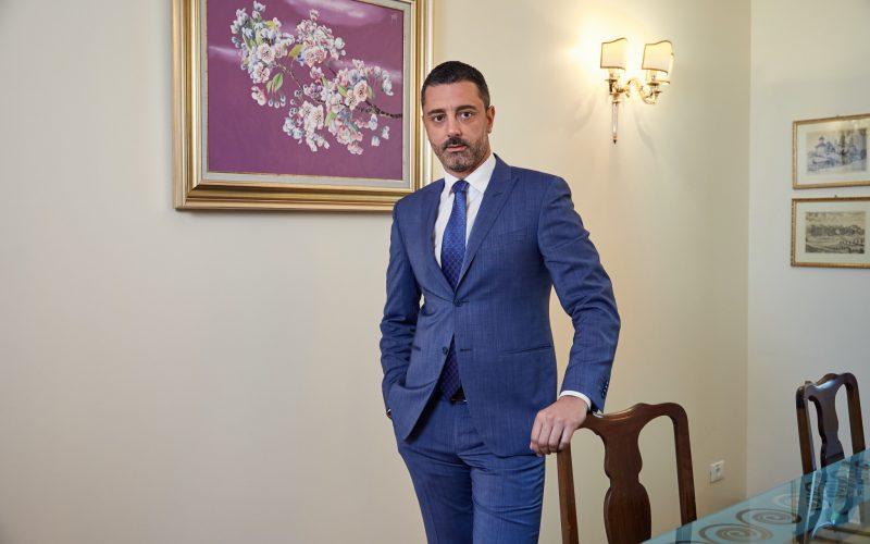 """LUCA MILITELLO, CEO GRUPUL MONZA ROMÂNIA: """"DE ACASĂ AM ÎNVĂȚAT SĂ AM TOT TIMPUL RESPECT PENTRU OAMENI, INDIFERENT DE CUM GÂNDESC ȘI DE UNDE VIN"""""""