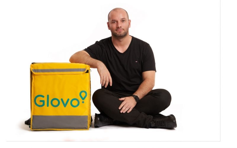 VICTOR RĂCARIU, GENERAL MANAGER GLOVO – UN OM CARE GÂNDEȘTE OUTSIDE THE (YELLOW) BOX