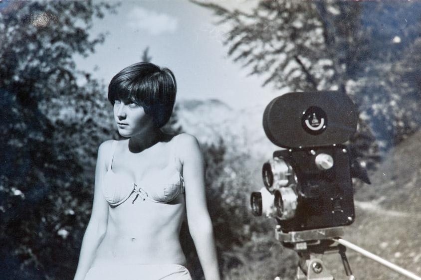 Ileana Popovici, actrita