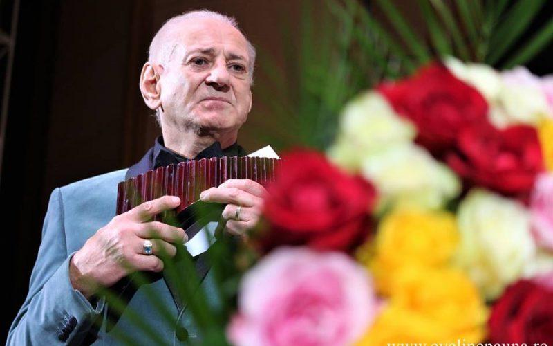"""GHEORGHE ZAMFIR – """"+100"""" DE MOTIVE PENTRU CARE REGELE NAIULUI E ROMÂN"""